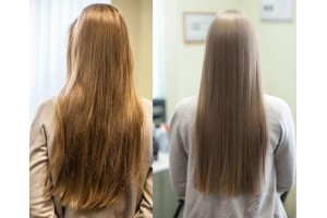 Тонуючі засоби для волосся