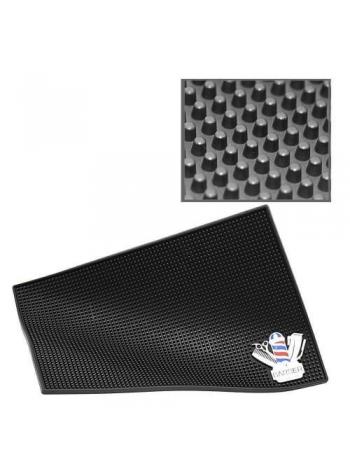 Термостійкий килимок для плойки, праски гумовий перукарський (45 * 30 см)