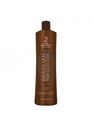 Кератин для волос Brasilian Hair Seduction