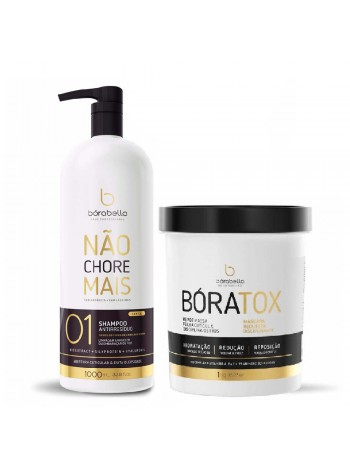 Набор ботокса для волос Borabella Organic Boratox