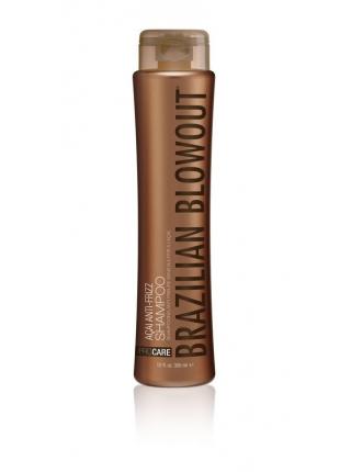 Набір Brazilian Blowout Anti-Frizz для домашнього догляду за волоссям (шампунь + кондиціонер + бонд. спрей)