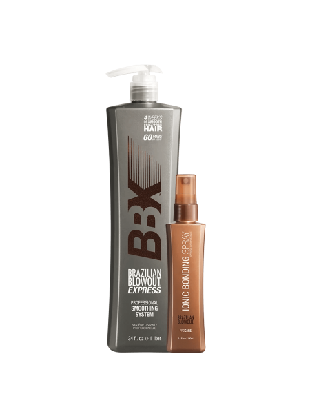 Набор кератина Brazilian Blowout Express Smoothing Solution