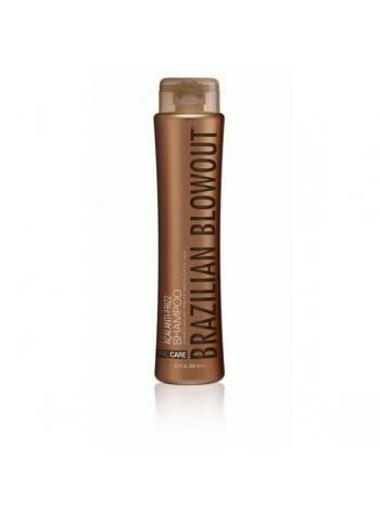 Безсульфатный шампунь Brazilian Blowout Anti-Frizz Shampoo разглаживающий