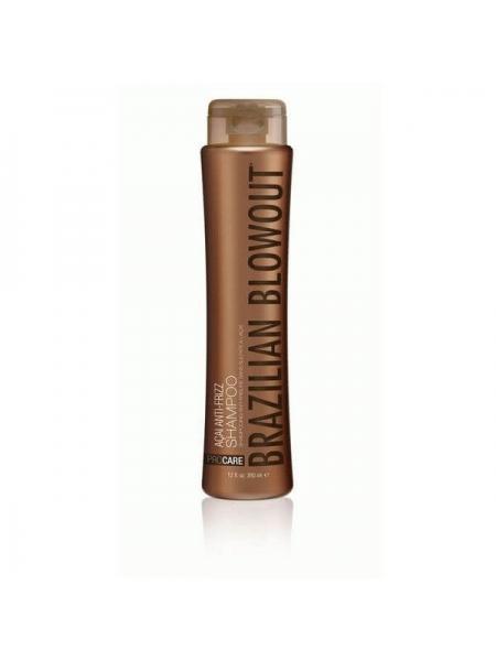 Безсульфатний шампунь Brazilian Blowout Anti-Frizz Shampoo розгладжуючий