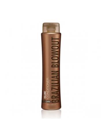 Безсульфатний кондиціонер Brazilian Blowout Volume Conditioner для об'єму волосся