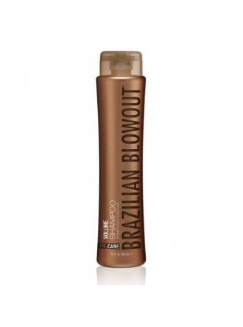 Безсульфатный шампунь Brazilian Blowout Volume Shampoo для объема волос