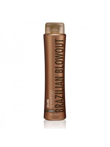 Безсульфатний шампунь Brazilian Blowout Volume Shampoo для об'єму волосся
