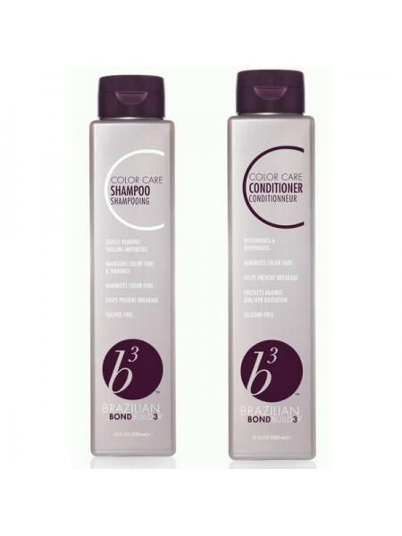 Набір B3 Color Care для збереження кольору волосся (шампунь+кондиціонер)