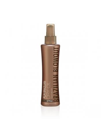 Масло Brazilian Blowout Acai Brazilian Dry Oil для сухих кончиков волос с экстрактом ягод асаи
