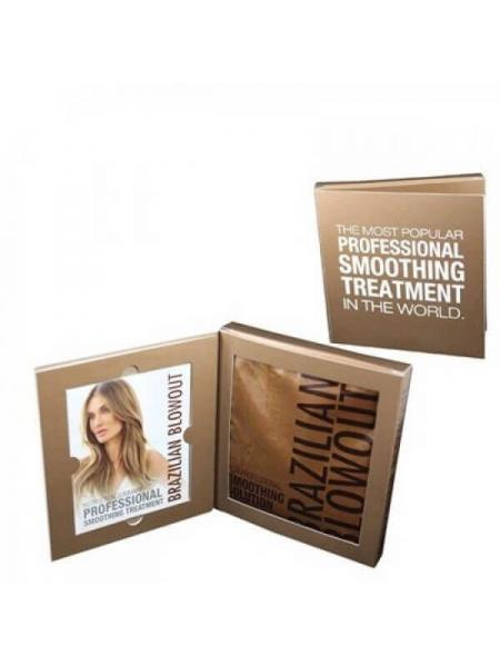 Пробний набір Brazilian Blowout Original Solution для вирівнювання волосся