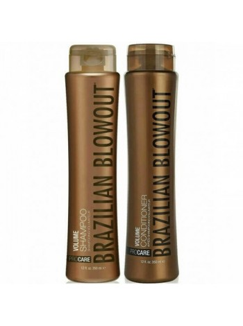 Набор домашнего ухода Brazilian Blowout Volume для обьема волос
