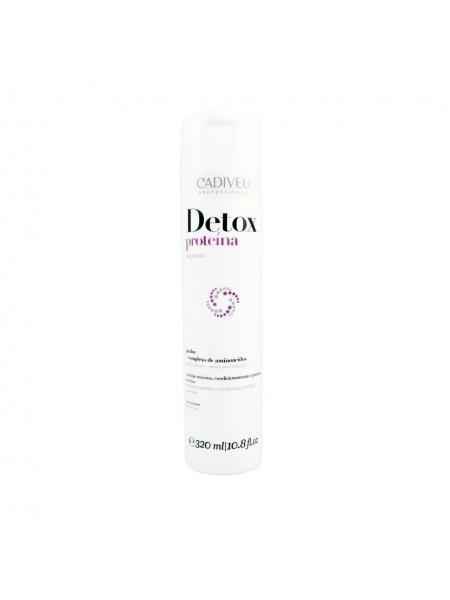 Протеин для волос Cadiveu Detox Hair Protein (320 мл)