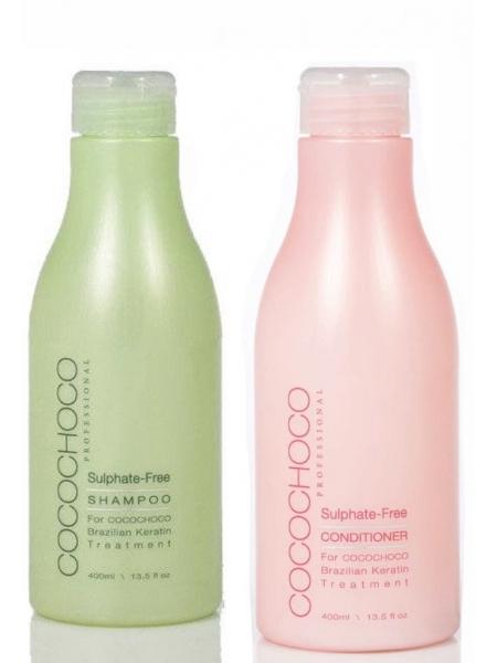 Набор из шампуня и кондиционера Cocochoco Sulphate-Free