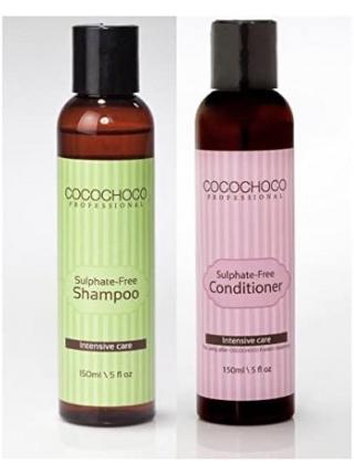 Набір з шампуня та кондиціонеру Cocochoco Sulphate-Free