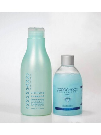 Набір Cocochoco Pure для кератинового випрямлення