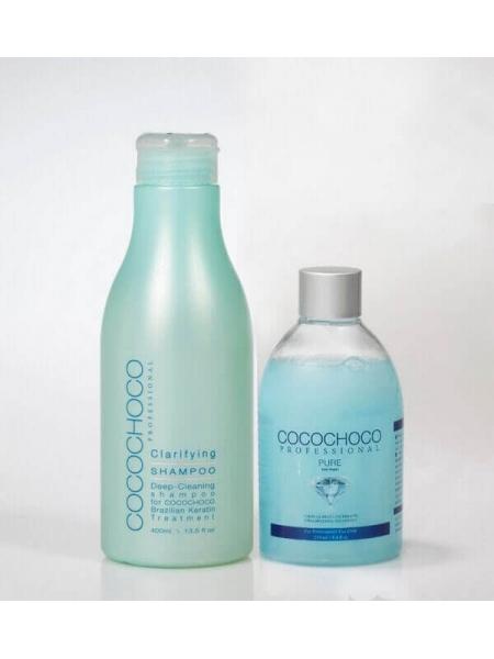Набор Cocochoco Pure для кератинового выпрямления