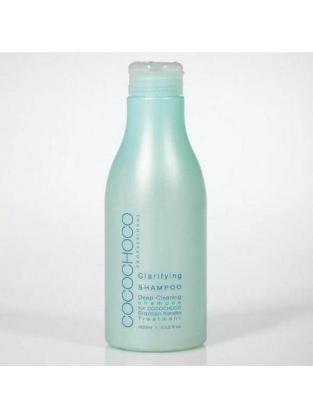 Шампунь Cocochoco Clarifying Shampoo для глибокого очищення волосся