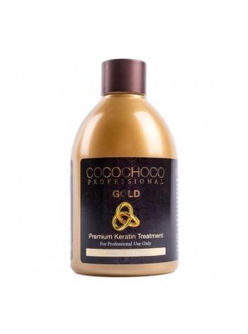 Кератиновий засіб Cocochoco Gold