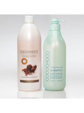 Набор Cocochoco Original для кератинового выпрямления