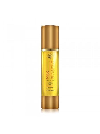 Масло для волос Max Blowout Argan Oil With Buriti аргановое (50 мл)