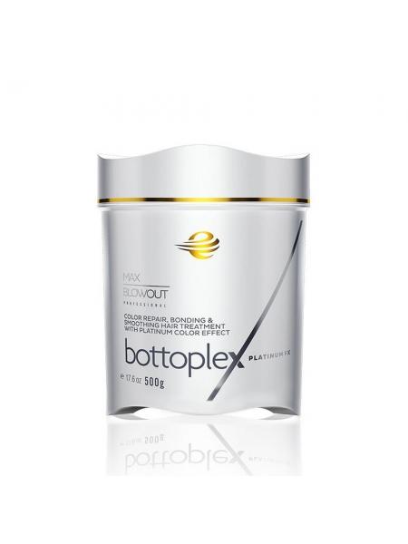 Ботокс для волос Max Blowout Bottoplex Platinum FX Eckoz