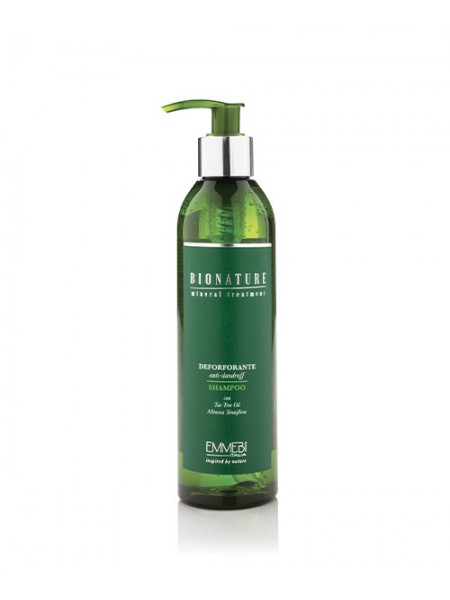 Шампунь против перхоти Emmebi Italia Mineral Treatment Deforforante Anti-Dandruff Shampoo (250 мл)