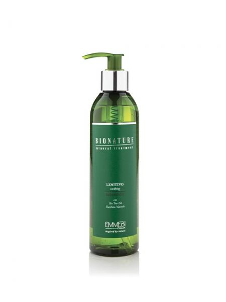 Успокаивающий шампунь Emmebi Italia Bionature Soothing Shampoo