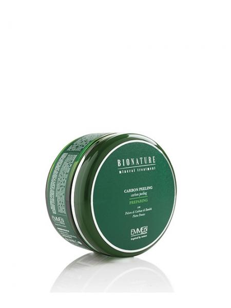 Вуглецевий пілінг Emmebi Italia Bionature Carbon Peeling (300 мл)