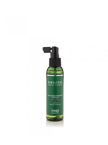 Масло для волос Emmebi Italia Bionature Olio Cheratinizzante (125 мл)