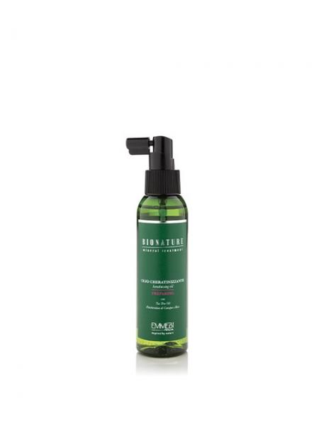 Олія для волосся Emmebi Italia Bionature Olio Cheratinizzante (125 мл)