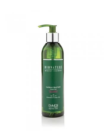 Шампунь Emmebi Italia Bionature Treated Hair Shampoo для поврежденных волос