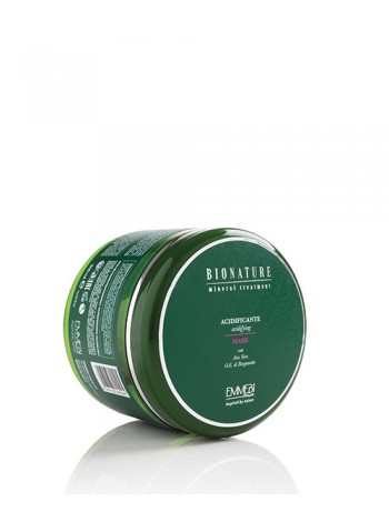 Оксисляюча мaска Emmebi Italia Bionature Acidifying Мask