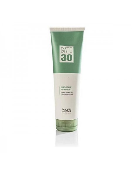 Шампунь GATE 30 Emmebi Oliva Bio Smoothie shampoo разглаживающий с маслом оливы