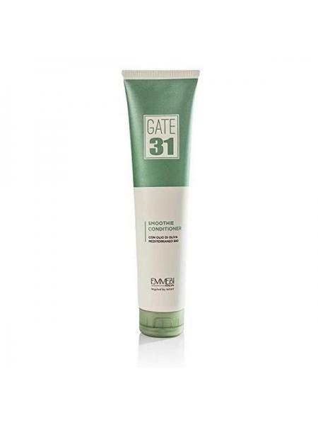 Кондиционер Gate 31 Emmebi Oliva bio smoothie conditioner разглаживающий с маслом оливы