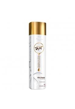 Нанопластика для волос Floractive Vegan Gloss Protein