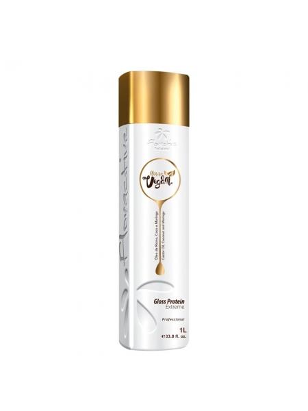 Нанопластика для волосся Floractive Vegan Gloss Protein