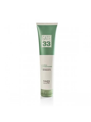Кондиціонер Gate 33 Emmebi Oliva bio Curls conditioner для кучерявого волосся з олією оливи