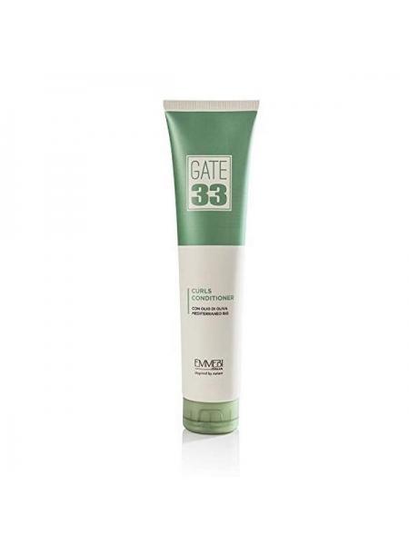 Кондиционер Gate 33 Emmebi Oliva bio Curls conditioner для кудрявых волос с маслом оливы