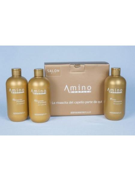 Салонний набір Emmebi Amino Complex Salon Kit Амінокомплекс 3х500 мл