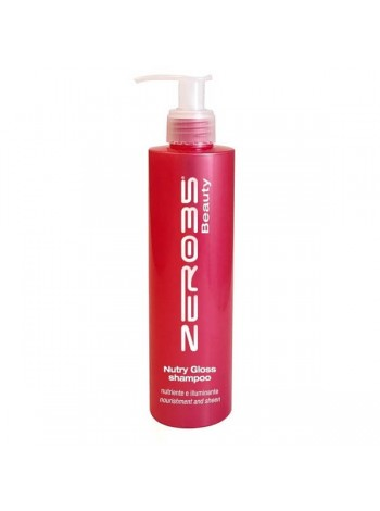 Шампунь Emmebi Beauty gloss shampoo глянцевий блиск