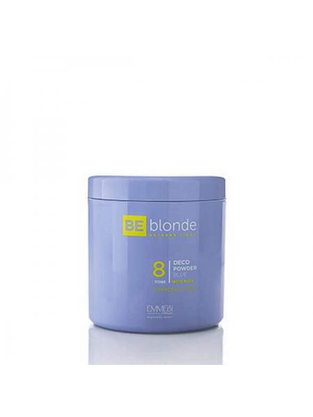 Пудра Emmebi Be Blonde Extreme Light Blue 8 осветляющая безамиачная