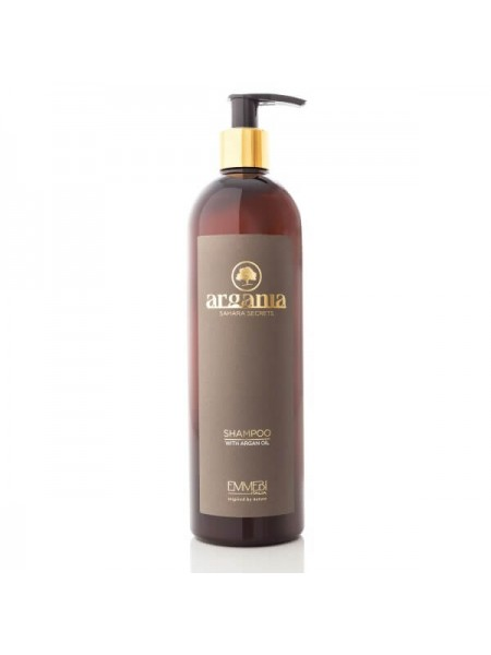 Шампунь Emmebi Argania Shampoo Sahara Secrets аргановий