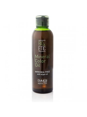 Масляний барвник Emmebi Mineral Color Oil для волосся, 150 мл