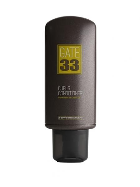 Кондиціонер Gate 33 Emmebi Curls conditioner для кучерявого волосся