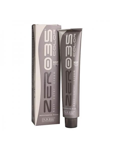 Крем-фарба Emmebi Zer035 color ammonia free для волосся без аміаку, 100 мл