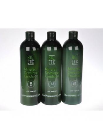 Крем-оксидант Emmebi Bio Etic Min Developer emulsion минеральный, 500 мл
