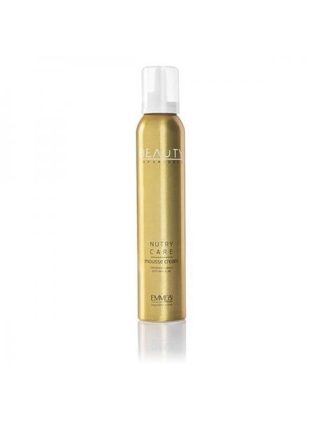 Крем-мус Emmebi Beauty Experience Nutry Care Mousse Cream для відновлення волосся