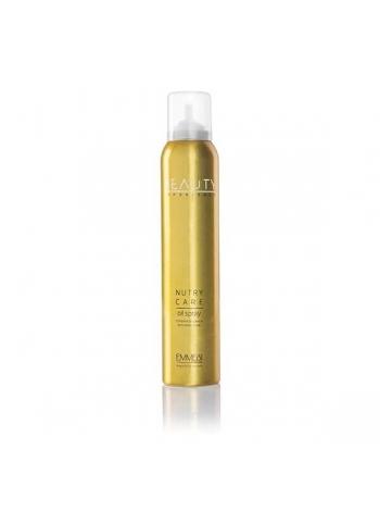 Масло-спрей Emmebi Beauty Experience Nutry Care Oil Spray для восстанавления волос