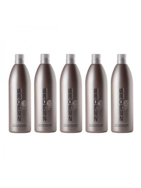 Крем-оксидант Emmebi Zer035Color Emulsione ossidante profumatal емульсійний, 1000 мол