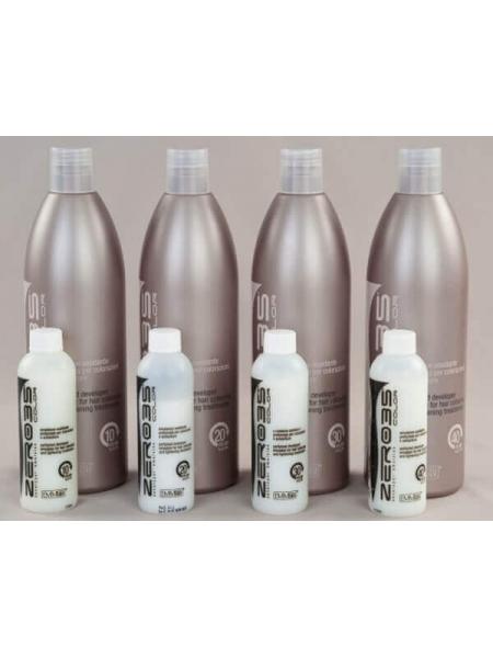 Крем-оксидант Emmebi Zer035Color Emulsione ossidante profumatal емульсійний, 150 мл